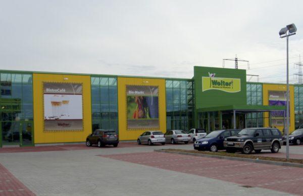 Unser Gartencenter Welter in Pfungstadt