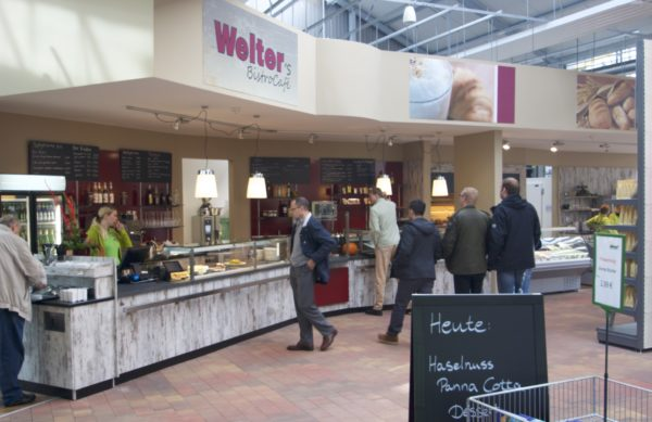 Welters BistroCafé in Pfungstadt