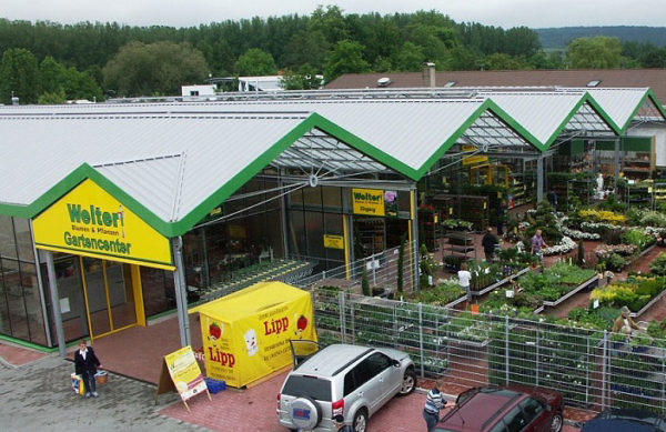 Unser Gartencenter in Michelstadt