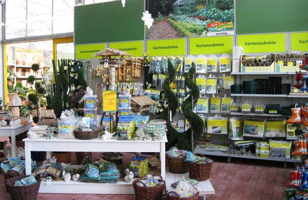 Gartenzubehör im Gartencenter Michelstadt